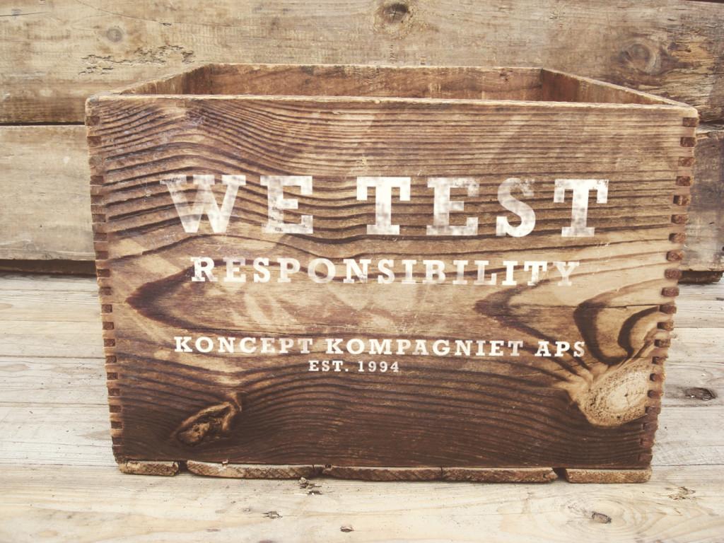 WE TEST