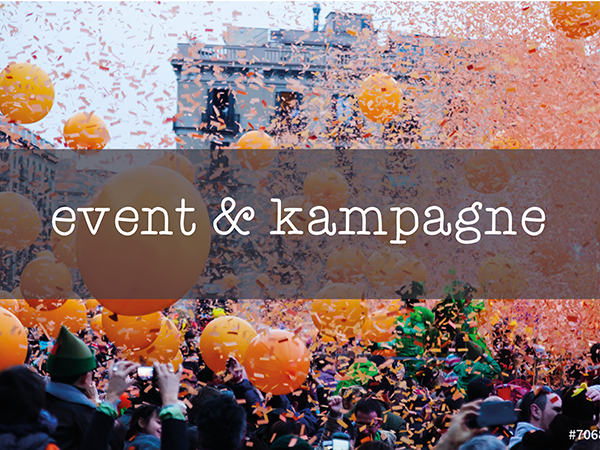 EVENT & KAMPAGNE